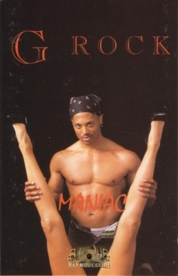 G Rock - Maniac