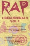 Rap Beginnings - Vol. 1