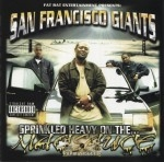 San Francisco Giants - Sprinkled Heavy On The Mac Sauce