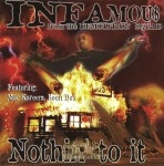 Infamous - Nothin' To It