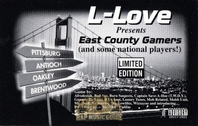 L-Love Presents - East County Gamers