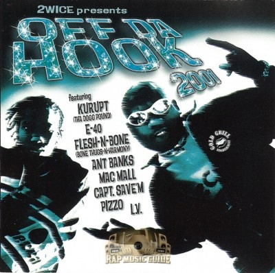 2Wice - Off Da Hook 2001