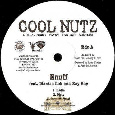 Cool Nutz - Enuff / Freq