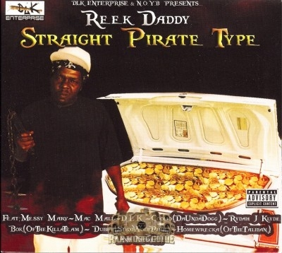 Reek Daddy - Straight Pirate Type