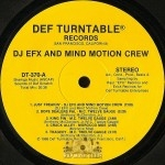 DJ EFX & Mind Motion Crew - Just Freakin'