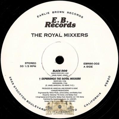 Royal Mixxers - Black Dog