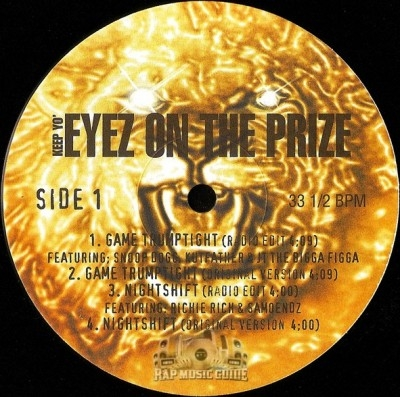 Eyez On The Prize - Keep Yo' Eyez On The Prize EP