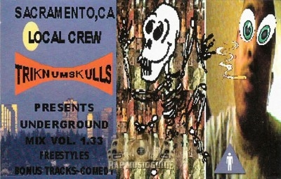 Triknumskulls - Hip Hop Underground Mix 1.33 (Freestyle Mix)