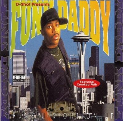 Funk Daddy - Funk U Right On Up