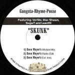 Gangsta Rhyme Posse - Skunk Remix