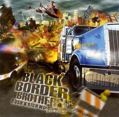 Rich & Rush - Black Border Brothers Mix CD Vol.1