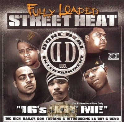 Fully Loaded - Street Heat