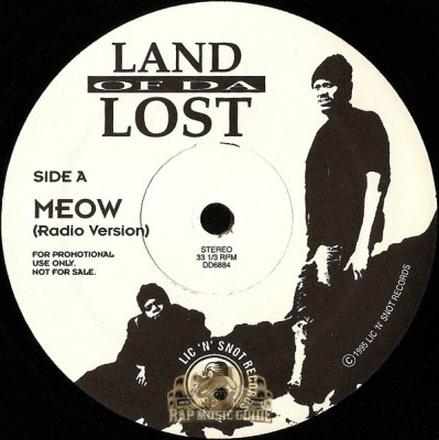 Land Of Da Lost - Meow / Supa Sykos
