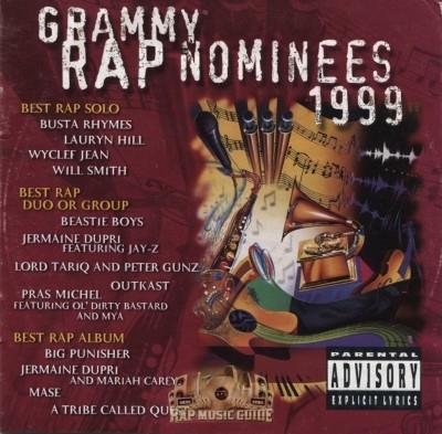 Various Artists - Grammy Rap Nominees 1999