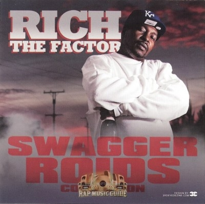 Rich The Factor - Swagger Roids Collection