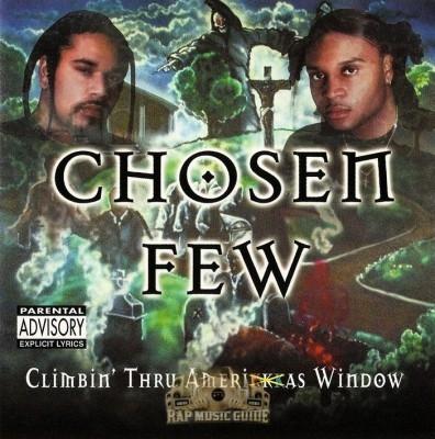 Chosen Few - Climbin' Thru Amerikkkas Window