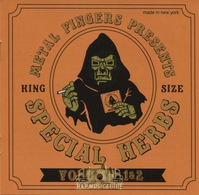 Metal Fingers Presents - Special Herbs, Vol. 1 & 2