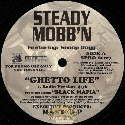 Steady Mobb'n - Ghetto Life