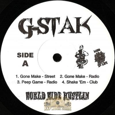 G-Stak - World Wide Hustlin EP