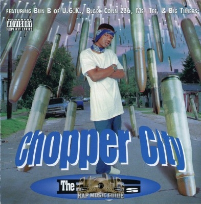 B.G. - Chopper City