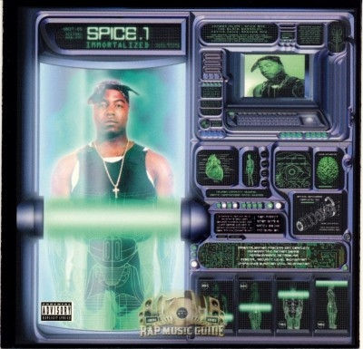Spice 1 - Immortalized