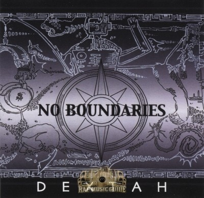 Dextah - No Boundaries