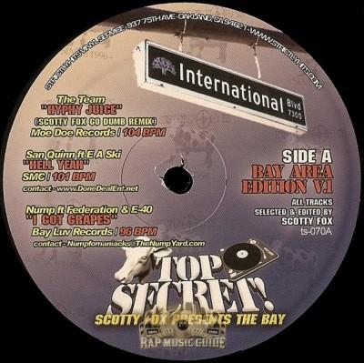 Top Secret - Bay Area Edition V.1