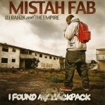 Mistah F.A.B. - I Found My Backpack