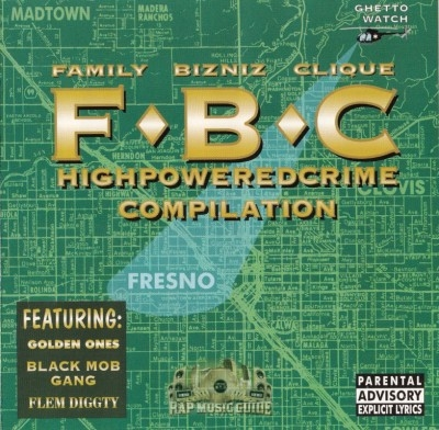 F.B.C. - High Powered Crime