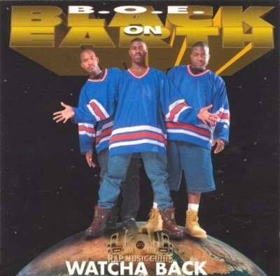 B.O.E.  - Watcha Back