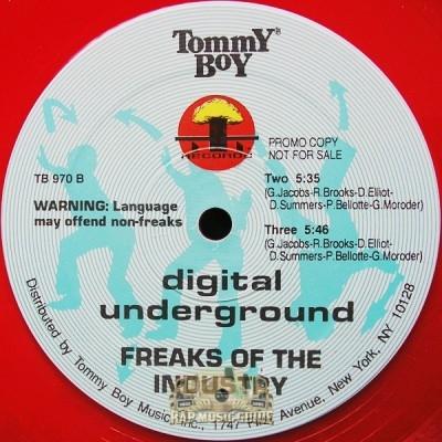Digital Underground - Freaks Of The Industry
