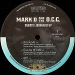 Mark D and the O.C.C. - Sadistic Journalist EP