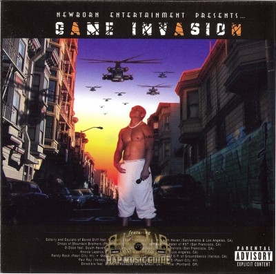 Game Invasion - Game Invasion