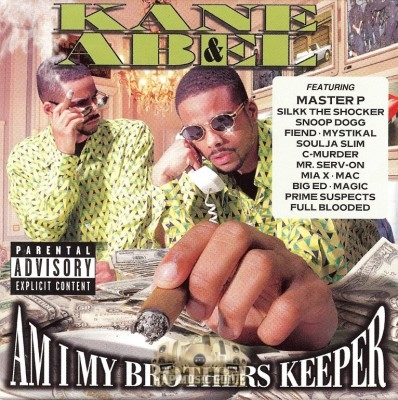 Kane & Abel - Am I My Brothers Keeper