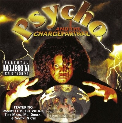 Psycho - Psycho And The Chargepartnaz