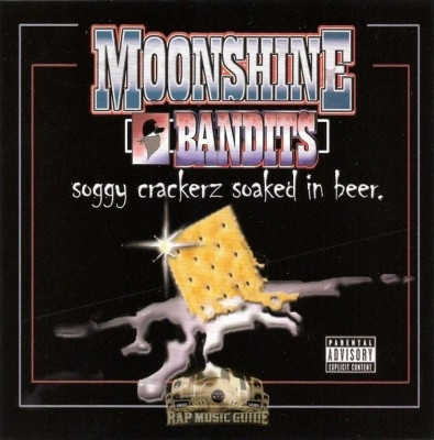 Moonshine Bandits - Soggy Crackerz Soaked In Beer