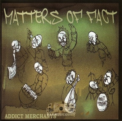 Addict Merchants - Matters Of Fact