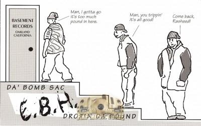 E.B.H. - Drop'n Da Pound