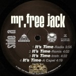 Mr. Free Jack - It's Time / My Only Child
