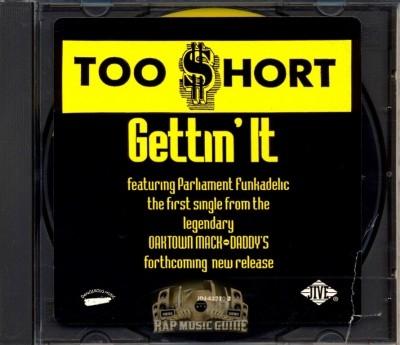Too Short - Gettin' It