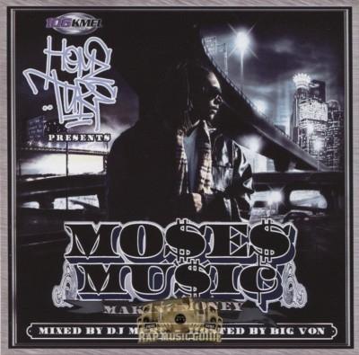 Moses Music - Making Money