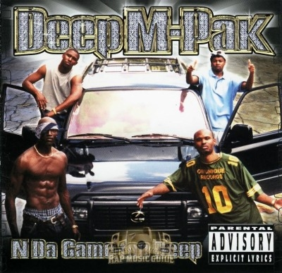 Deep M-Pack - N Da Game Too Deep