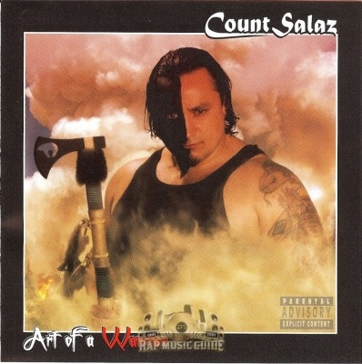 Count Salaz - Art Of A Warrior