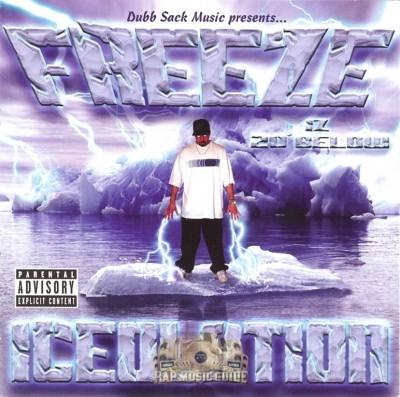 Freeze Iz 20 Below - Iceolation