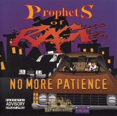 Prophets Of Rage - No More Patience
