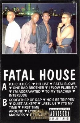 Fatal House - Fatal House