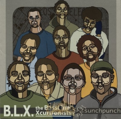B.L.X. The BassLine Xcursionists - Sunch Punch