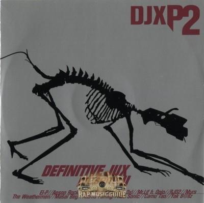 Various Artists - Definitive Jux Presents II