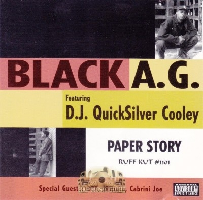 Black A.G. - Paper Story
