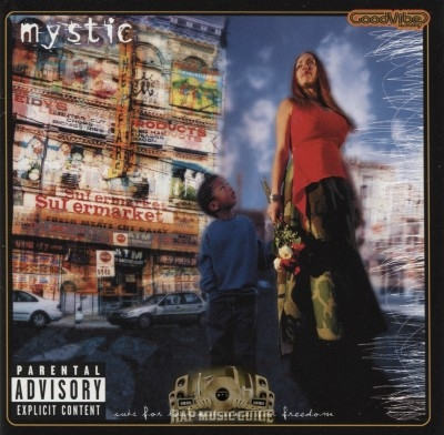 Mystic - Cuts For Luck And Scars For Freedom